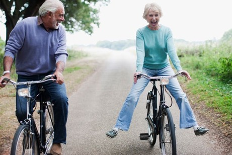 Why do the over-60s plan for semi-retirement instead of retirement?