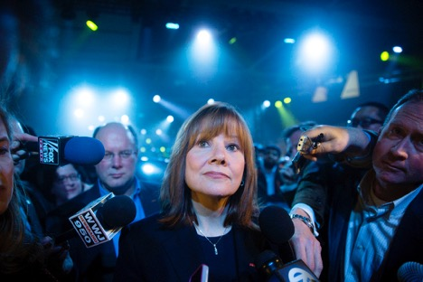 Who Is Mary Barra and What Has She Done at GM?