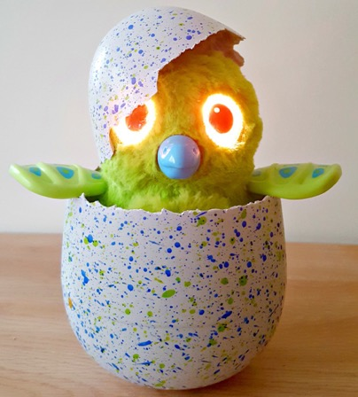 This year's hottest toy: The Hatchimals
